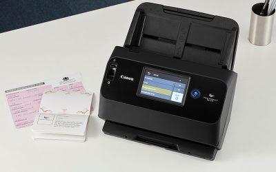 Novi skener iz Canon DR linije