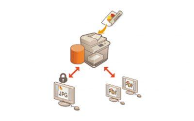 Unapređenje poslovanja i deljenje dokumenata (shared folder) bez nabavke servera